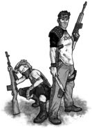 Fallout d20 City Dwellers by Tensen01