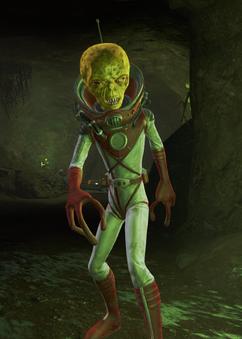 Fo4 alien