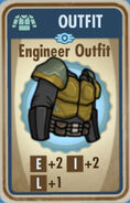 FoS Engineer Outfit Card