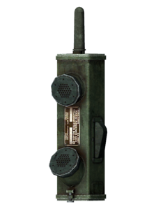 NCR emergency radio