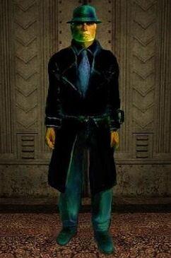 SaintPain Dark Stranger