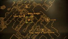 Smittys loc map