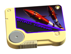 Atomic Command holodisk