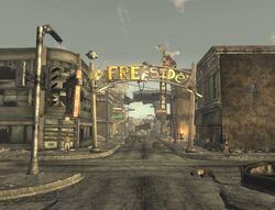 FNV Signboard Freeside