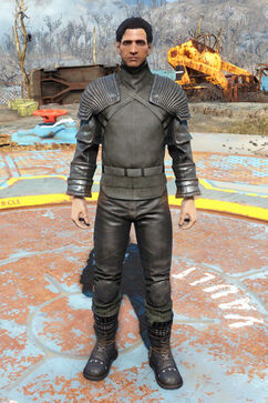 FO4CC Institute renegade outfit