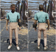 FO76 Casual Outfit (male)