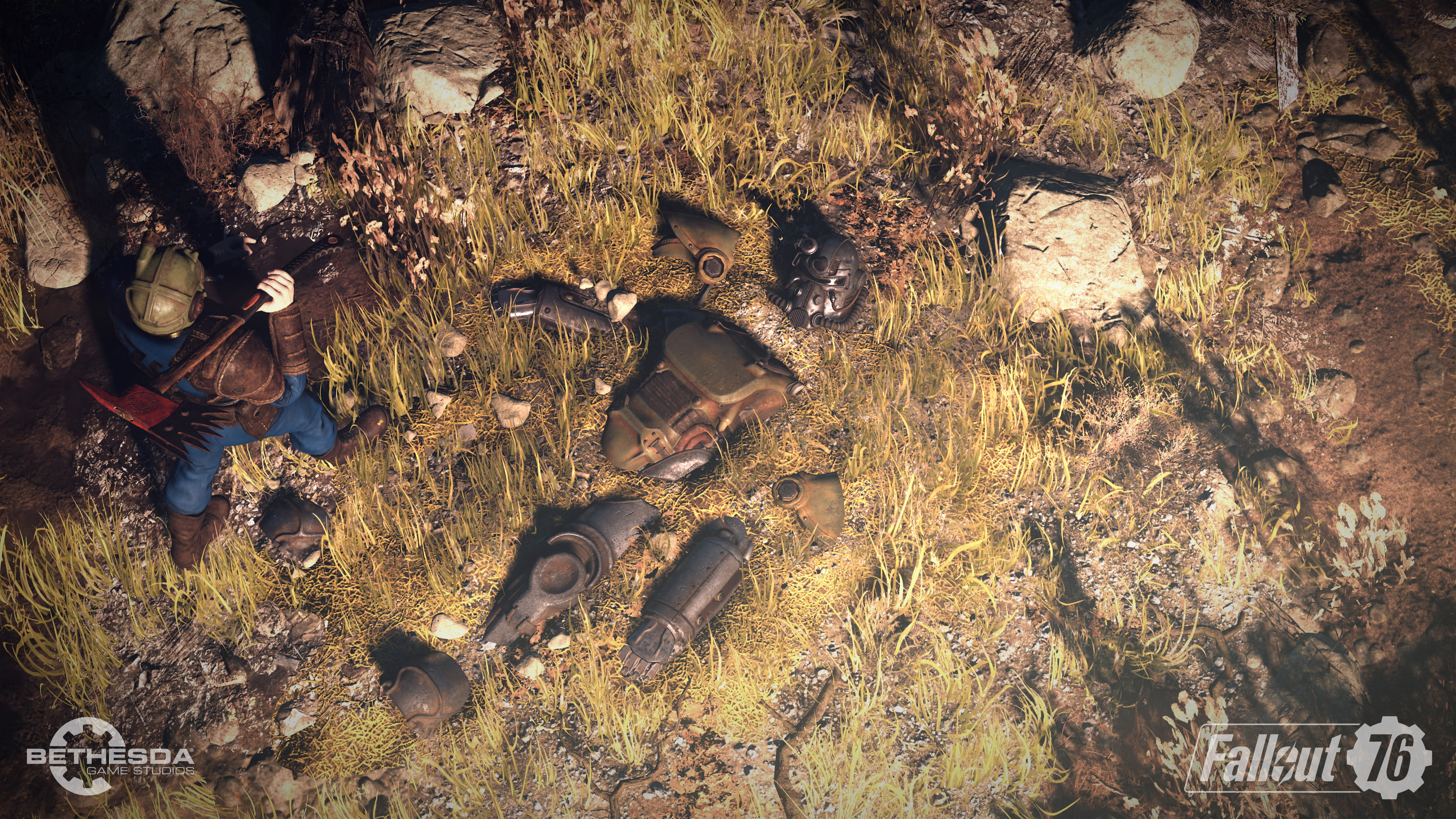 Fallout76 E3 Relic