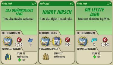 Questreihe Heiße Jagd 5 - 7