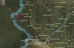 Sunshine Meadows Industrial Farm map