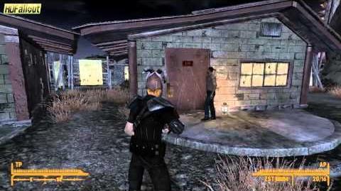 Waffe Die Knarre - Fallout New Vegas Waffen Guide
