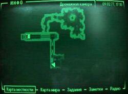 Схема дренажной камеры «Янки Браво»