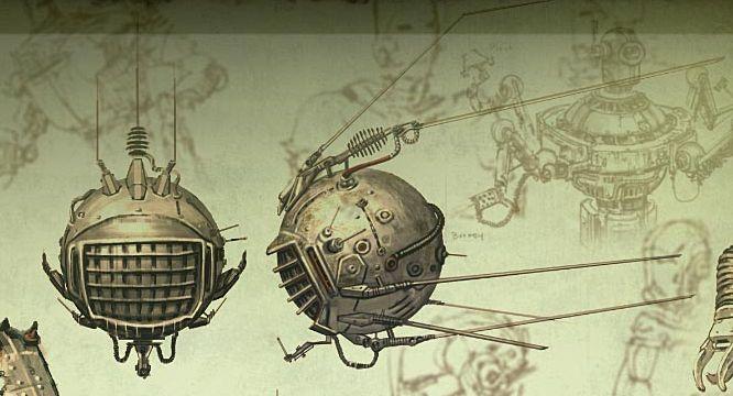 FO3 Sputnik concept