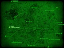 FO4 Коммуна «Солнечные приливы» (карта мира)