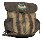 FO76 Pioneer Scouts Tadpole backpack