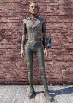 FO76 Road Leathers