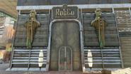 FO76 RobCo Research Center entrance