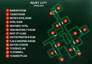 Rivet City Fallout Wiki Fandom Powered By Wikia