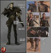 VB Leather armor CA1