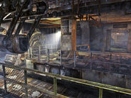 Vault 108 entrance