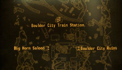 BS train station loc map