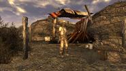 FNV Prospector near Deserted shack