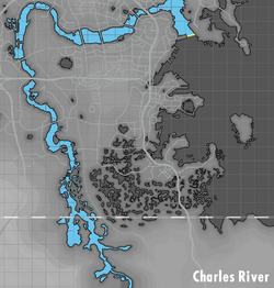 FO4 Charles River Map