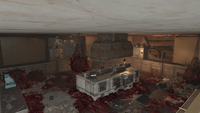 FO4 Hub 360 11th floor Kitchen