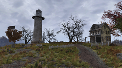 FO76 Landview Lighthouse