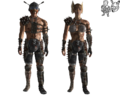 Raider painspike armor.png