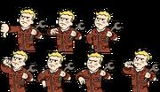 VaultBoy AnimationsRushFail