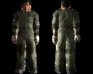 Army Mechanic Jumpsuit