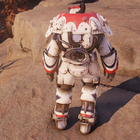 Atx skin powerarmor paint patriot c8
