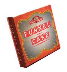 FO4NW Funnel cake