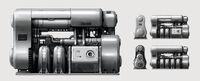 FO4 Art Prewar Generator