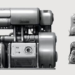 Pre-War generator