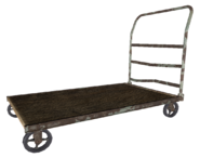 FO4 Flatbed Cart Small