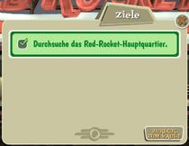 FOS - Quest - Die Red-Rocket-Enthüllung - Ziele - fertig
