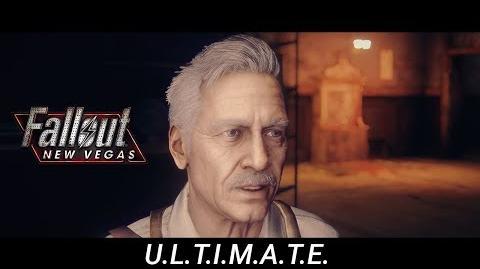New Vegas U.L.T.I.M.A.T.E. - Graphics Teaser 4k