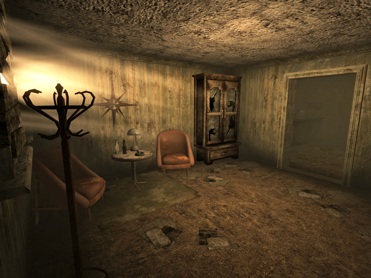 Image - Old Man Harris house interior.jpg | Fallout Wiki | FANDOM ...