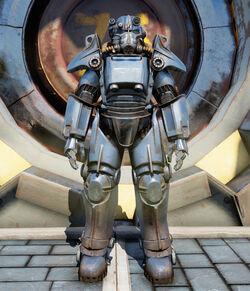 T45 Power Armor