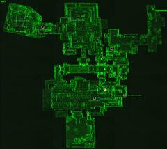Vault 75 local map