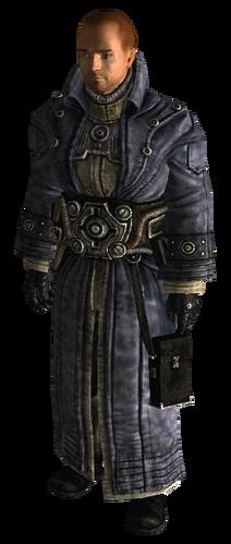 Elder Lyons' Robe