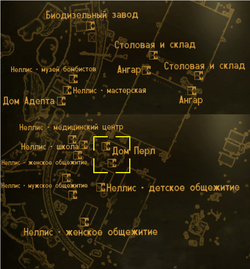 FNV Pearls barracks locmap