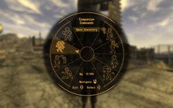 FNV screenshot companion wheel