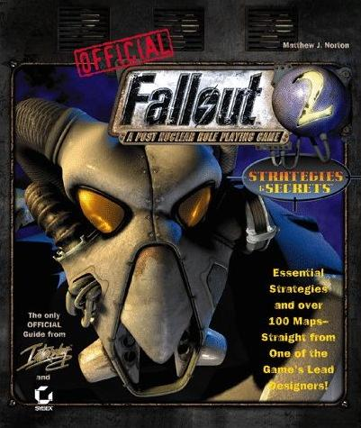 Fallout 2 Official Strategies Secrets