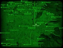 FO4 Станция «Эндрю» (карта мира)