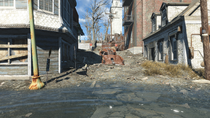 FO4 SBoston High road west