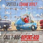 Fo4 Billboard LrgTall ReportRed01 d