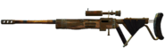 FO4 Marksman pipe sniper rifle