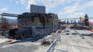 FO76 Abandoned bog town (offices)